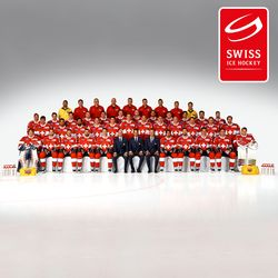 Swiss Ice Hockey Federation / National Teams